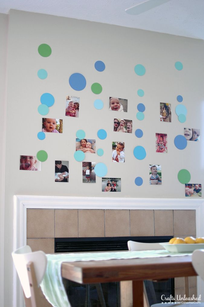 Quick & Easy Bubble Garland Party Decor